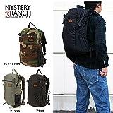 (ミステリーランチ)MysteryRanch myrnh-074 バックパック NEW STREET FIGHTER ストリートファイター 日本正規品 ミリタリーバッグ ブラック
