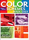 Better Homes & Gardens New Color Schemes Made Easy (Better Homes & Gardens Decorating)
