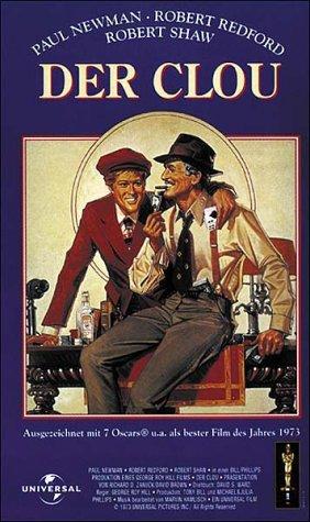 Der Clou [VHS]