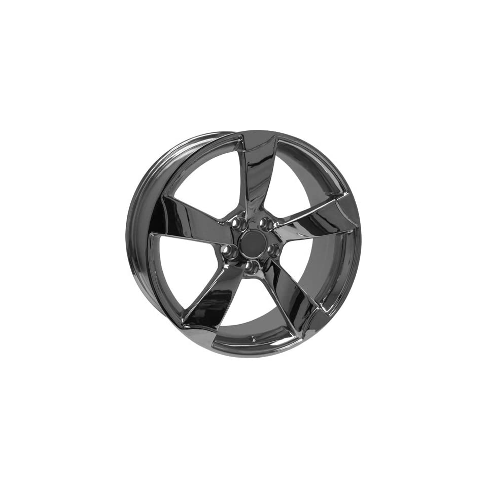 19 Inch Audi Chrome Wheels Rims