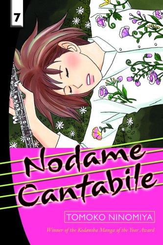 Nodame Cantabile 7 (Nodame Cantabile)David Walsh