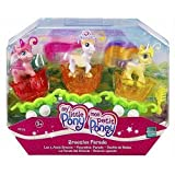 My Little Pony Crystal Princess: Breezies Parade with Fluffaluff, Tumbletop &amp; Silly Lilly