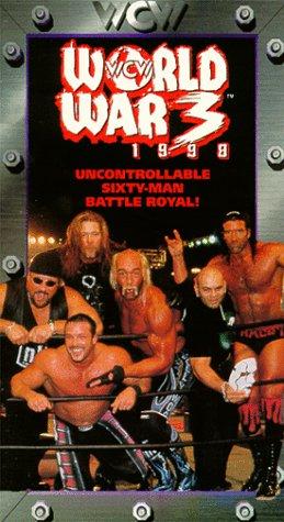 WCW World War 3 [VHS] (Wcw World War 3 compare prices)