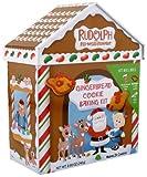 Rudolph Gingerbread Cookie Baking Kit