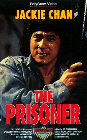 Jackie Chan - The Prisoner [VHS]