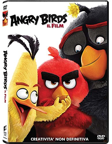 Angry Birds: Il Film (DVD)