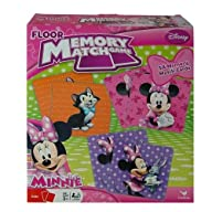 Minnie Mouse Bowtique Floor Memory Ma…