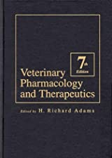 Veterinary Pharmacology and Therapeutics by Riviere