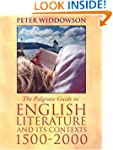 The Palgrave Guide to English Literat...