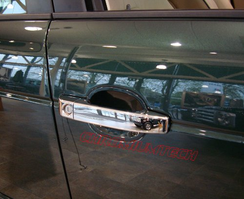 02-09 Range Rover Vogue L322 Chrome Door Handle Covers