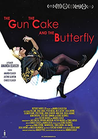 The Gun the Cake and the butterfly
