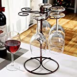 Generic Fashion Wine Glass Rack Home Decoration Modern Living Room Wine Glasses Holder Champagne Stemware Hanging...