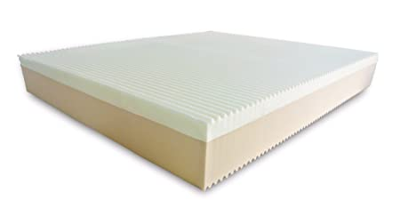 Baldiflex Matelas lit 180 x 195 Memory 15 + 4 Magic Form – Aloe Vera coussins inculsi
