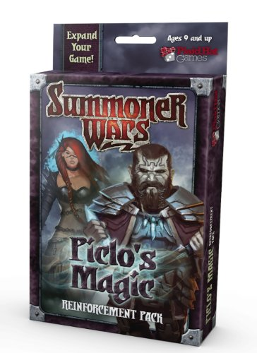 Summoner Wars Piclos Magic Reinforcement Pack