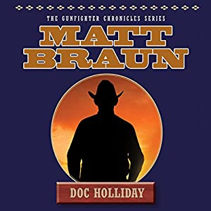 Doc Holliday Audiobook