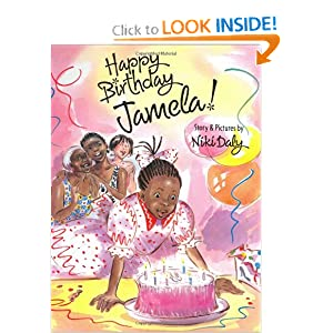 Happy Birthday Jamela! Niki Daly