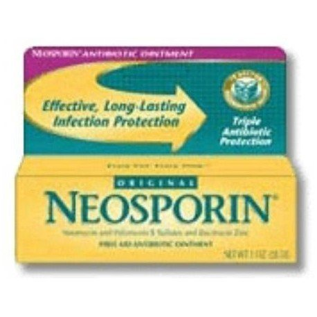 Neosporin Oint 1Oz Cs/24 Johnson front-541598