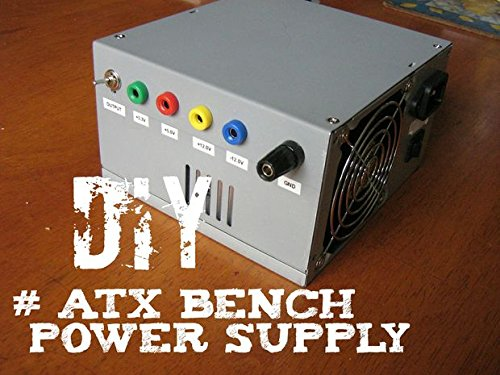 Booole Atx Breakout Board Bench Power Supply Arduino Compatible With Acrylic Case Diy Maker