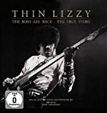 Thin Lizzy -The Boys Are Back - The True Story (Book + 4dvd) [2011]