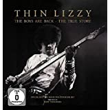 "Thin Lizzy - The Boys Are Back - The True Story (4 DVD-Deluxe Edition + 116-seitiges Buch!) [Special Edition]von ""Thin Lizzy"""