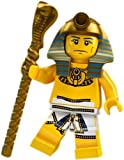 LEGO Collectable Minifigures: Egyptian Pharaoh Minifigure (Series 2) (Bagged)