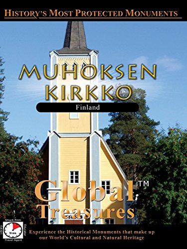 Global Treasures MUHOKSEN KIRKKO Finland
