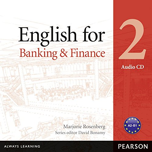 English for Banking & Finance 2 Audio CD (Vocational English Series)