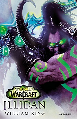 Illidan. World of Warcraft