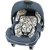 Obaby Group 0+ Infant Car Seat (Little Sailor)
