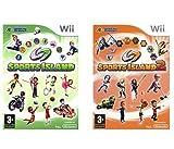 echange, troc Pack Sports island 1 + Sports island 2