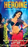 Heroine (Bollywood DVD With English Subtitles)