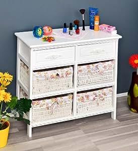 Commode meuble salle de bain placard de 70 cm de largeur for Meuble 70 cm largeur