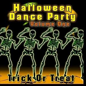 Halloween Dance Party Vol. 1