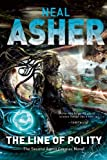 Neal Asher The Line of Polity (Agent Cormac Novels)