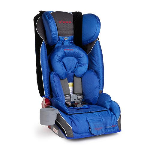 Diono Radian Rxt Convertible Car Seat Cobalt front-709457