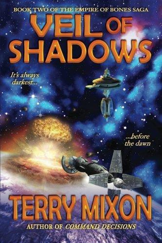 Veil of Shadows: Book 2 of The Empire of Bones Saga (Volume 2)