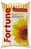 #4: Fortune Sunlite Refined Sunflower Oil, 1L