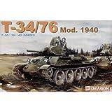 1/35 WW.II ソビエト軍 T-34/76 1940年初期型