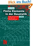 Finite Elemente in der Baustatik: Sta...