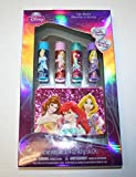 Disney Princess Fruit Flavor Lip Balm Set with Case