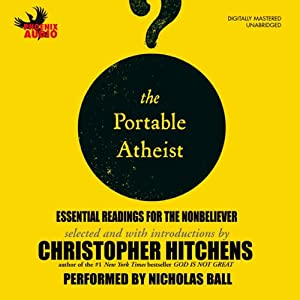 The Portable Atheist Audiobook