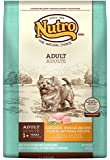 The Nutro Company Adult Wholesome Essentials Dog Food with Chicken, Whole Brown Rice and Oatmeal Formula, 15-Pound