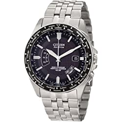 Đồng Hồ Nam Citizen Men's CB0020-50E World Perpetual A-T Watch