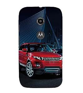 Fuson 3D Designer Mobile Back Case Cover For Motorola Moto E (2nd gen) / Motorola Moto E2