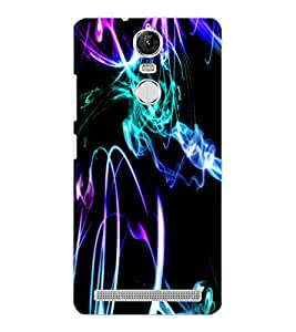 LENOVO K5 NOTE ART Back Cover by PRINTSWAG