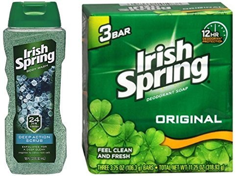 irish-spring-deep-action-scrub-body-wash-532-ml-original-deodorant-soap-106-gm3-combo-pack-free-ayur