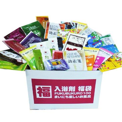 限定再販売 入浴剤 福袋  100個安心の日本製