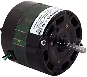 AO Smith 781  4.4-Inch Frame Diameter 1/10 HP 1550 RPM 115-Volt 2.4-Amp Sleeve Bearing Blower Motor