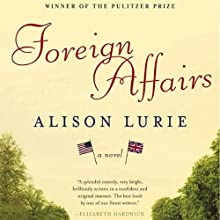 Foreign Affairs Audiobook by Alison Lurie Narrated by Jennifer Van Dyck
