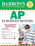 Barron's AP European History, 6th Edition